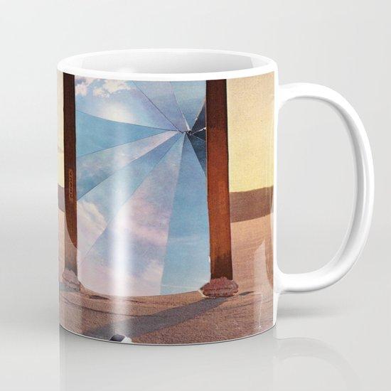 The broken window Mug