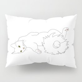 Tails from the C@ Pillow Sham