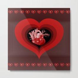 Delicious Valentine Metal Print