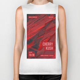 Cherry Kush Biker Tank