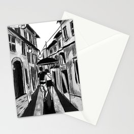 Love part two Stationery Cards