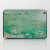 under the sea iPad Cases featuring Under The Sea by ANoelleJay