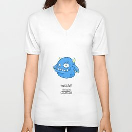Bounceefluff Unisex V-Neck
