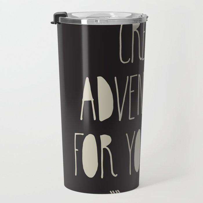 Create Adventures Travel Mug