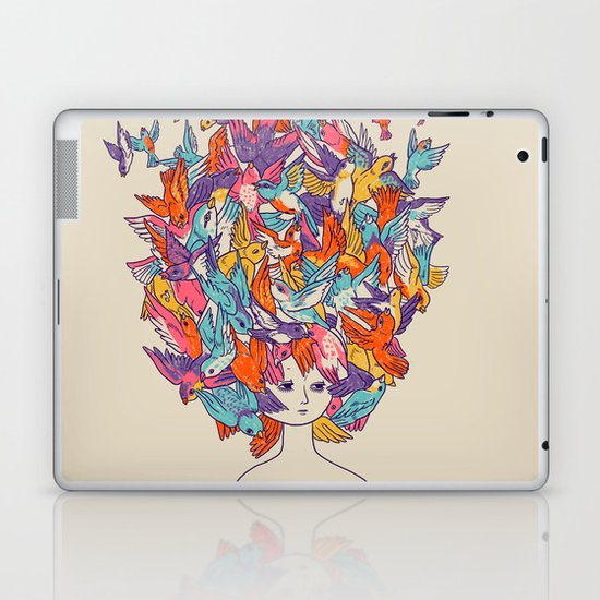 Birdy Laptop & iPad Skin