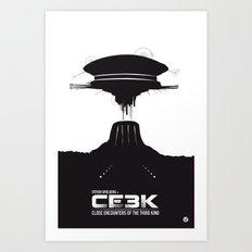 The Black Collection' CE3K Art Print
