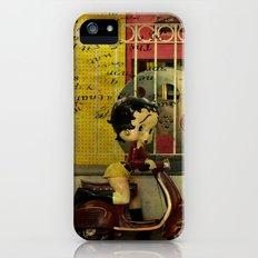 Boop Boop Be Doop iPhone (5, 5s) Slim Case