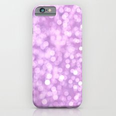 Girls Just Wanna Sparkle iPhone 6s Slim Case