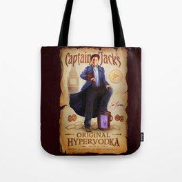 Captain Jack's Original Hypervodka Tote Bag