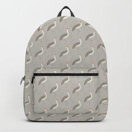 Brolga | Pattern Backpack