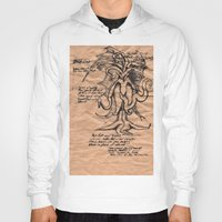 lovecraft Hoodies featuring Lovecraft Series: the Old Ones by Furry Turtle Creations