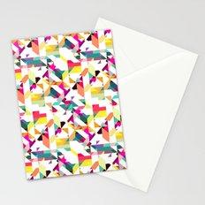 Aztec Geometric IV Stationery Cards