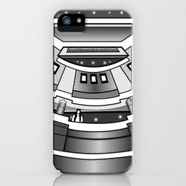Architectural fragments iPhone Case