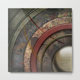 Piece of Pi Metal Print