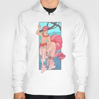 heymonster Hoodies featuring Prettiest Centaur by heymonster
