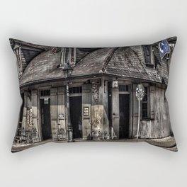 Lafitte's Blacksmith Shop Rectangular Pillow
