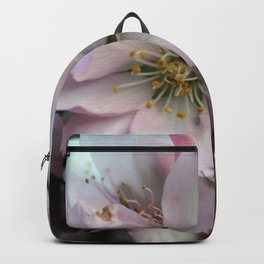 Almond flowers bouquet Backpack
