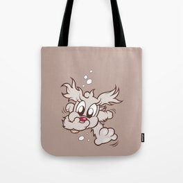 Luna & Lolli Brown - Lolli Swimming Tote Bag