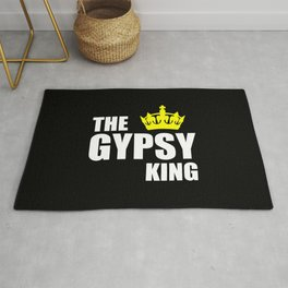 The gypsy king quote Rug