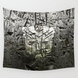 Autobot steel Wall Tapestry