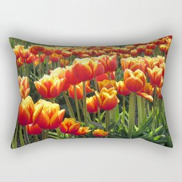 Tulips Are Better Than One Rectangular Pillow