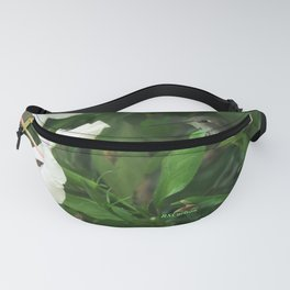 Lady Lurking in the Shade Fanny Pack