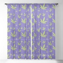 Mary Jane, joint me! Sheer Curtain