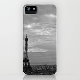 The Triomphe of Eiffel iPhone Case