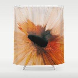 Jupiter Storm Shower Curtain