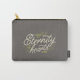 ETERNITY IN HEARTS Carry-All Pouch