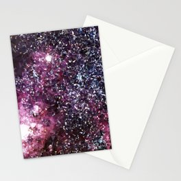 Galaxy Low Poly 21 Stationery Cards