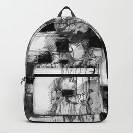 Bedtime 1 by Kathy Morton Stanion Backpack