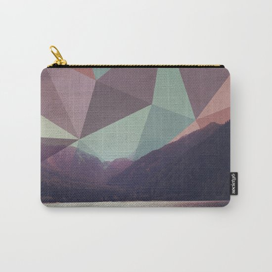 Autumnal Mountains Carry-All Pouch