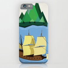 A Galleon on the High Seas Slim Case iPhone 6s