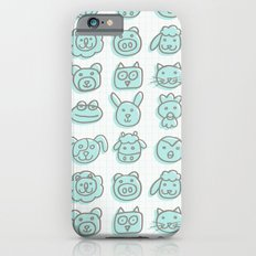 animal cuteness Slim Case iPhone 6s