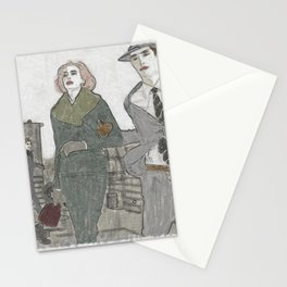 New York Decadence 1 Stationery Cards