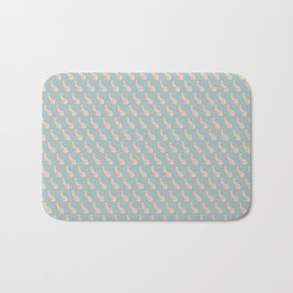 Practically Perfect - Penis in Blue Bath Mat