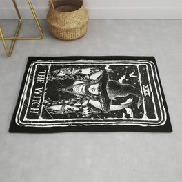 The Witch Tarot Rug