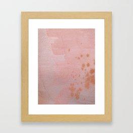 Distressed 2  Framed Art Print