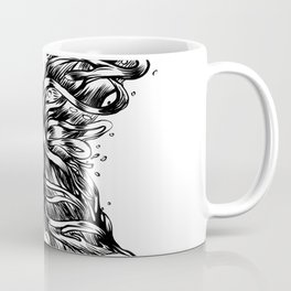 The Illustrated X Coffee Mug
