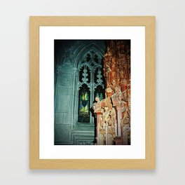 They Sing For You Framed Art Print