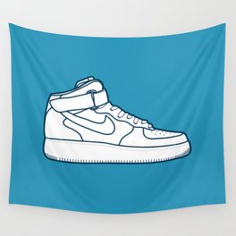 #13 Nike Airforce 1 Wall Tapestry