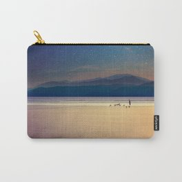 Walk with his loved ones Carry-All Pouch