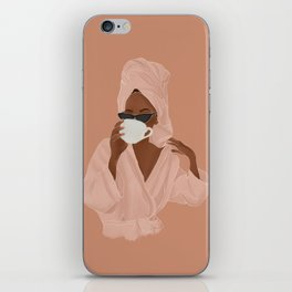 Treat Yourself iPhone Skin