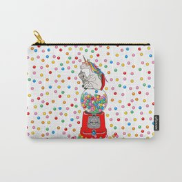 Unicorn POOP Gumballs Carry-All Pouch