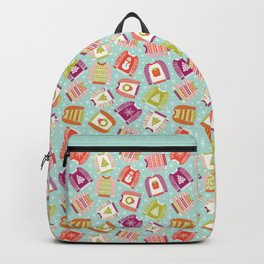 Ugly Christmas Sweaters Backpack