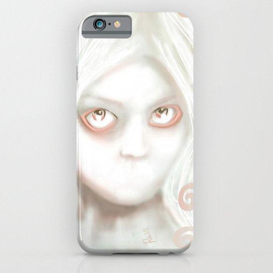 永恆的沉默 iPhone & iPod Case