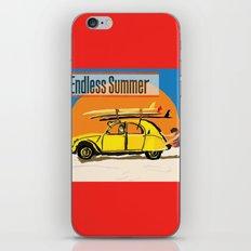 An Endless Summer bummer iPhone & iPod Skin