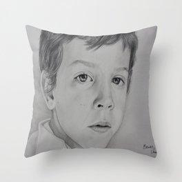 Childish or Child-like?  Throw Pillow