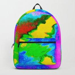Tie Dye Pattern 2 Backpack